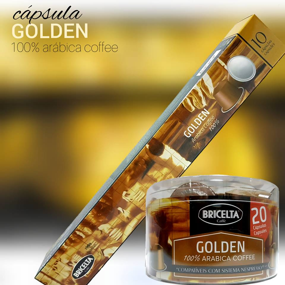 Golden 100% Arábica