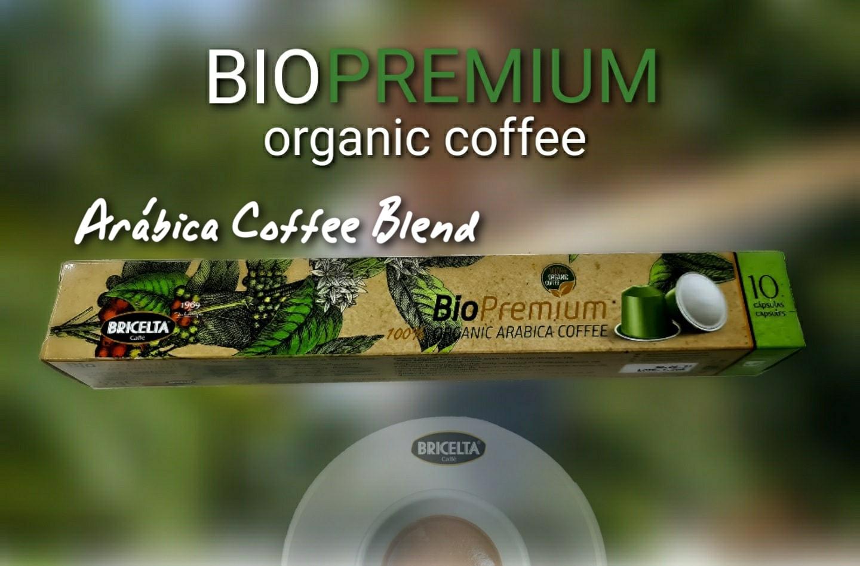 Bio Premium 100% Organic Coffee
